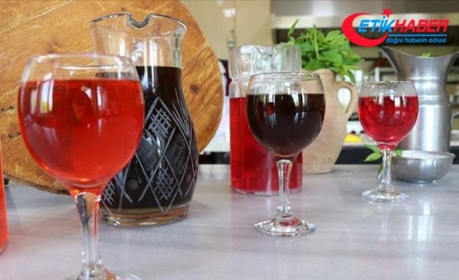 Ramazanda serinleten geleneksel içecekler