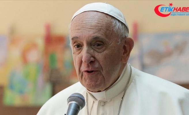 Roma'da Romanlara yönelik ırkçı saldırılara Papa'dan tepki