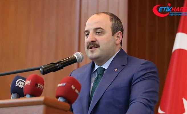 Sanayi ve Teknoloji Bakanı Varank: 1742 proje için başvuru geldi