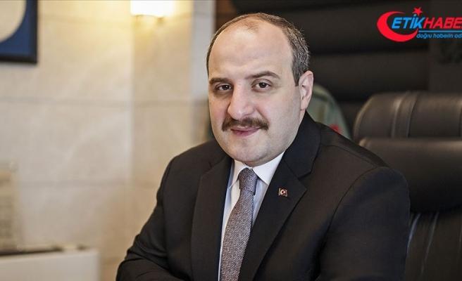 Sanayi ve Teknoloji Bakanı Varank: Sanayi üretimi aylık bazdaki pozitif seyrini sürdürdü