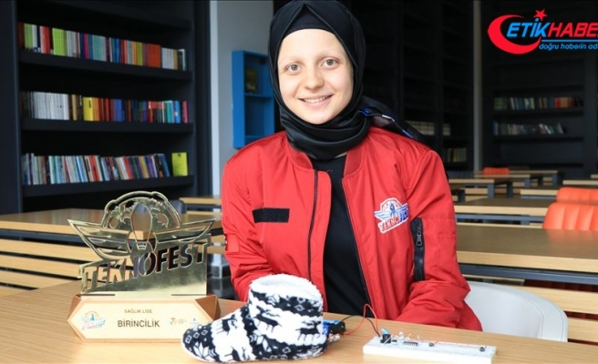 SP'li çocuklardan ilham alan Türk öğrenciden uluslararası başarı