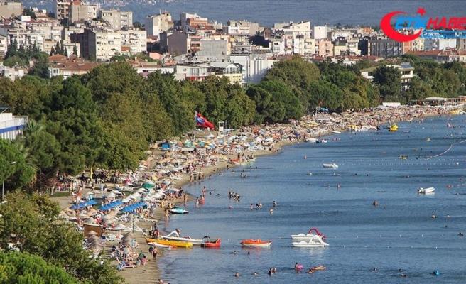 Tatilci de turizmci de 'bayram edecek'