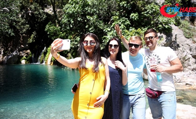 'Turizmde Rusya pazarında patlama oldu'