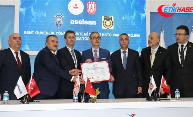 Türk savunma sanayisini güçlendirecek 5 yeni anlaşma imzalandı