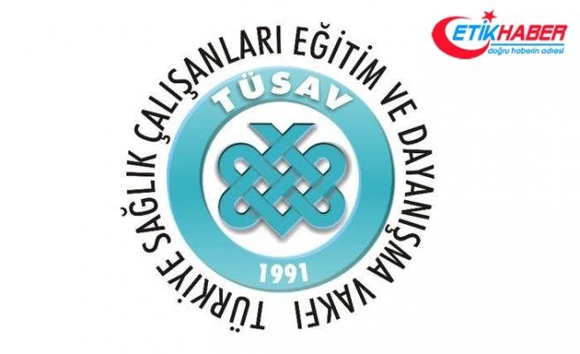 Türkiye Sağlık Çalışanları Eğitim ve Dayanışma Vakfı yeni başkanını seçti