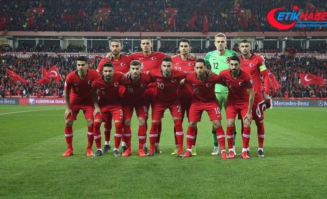 A Milli Futbol Takımı, Arnavutluk maçına hazır