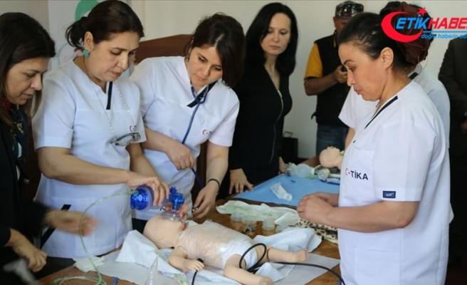 Türkiye'nin yenidoğan sağlığı alanındaki tecrübesi Tacikistan'a aktarılıyor
