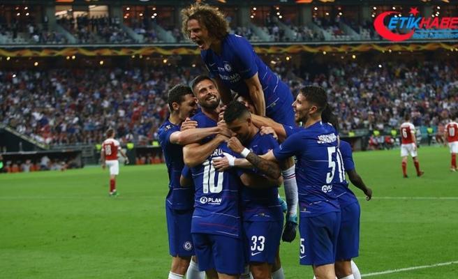 UEFA Avrupa Ligi şampiyonu Chelsea