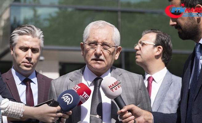 YSK Başkanı Güven: Seçmen listelerinde güncelleme yapılmayacak