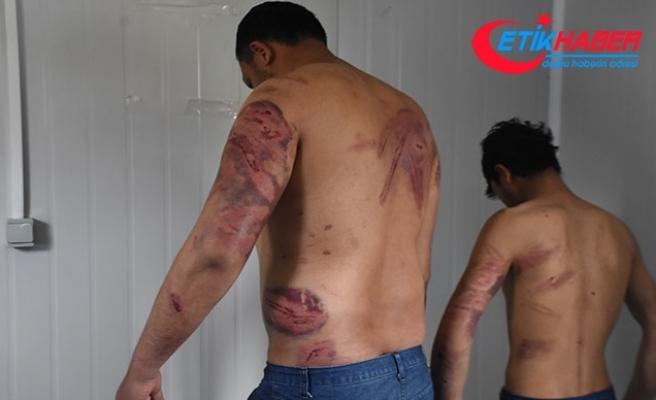 Yunan polisi Pakistanlı göçmenleri dövüp Türkiye'ye gönderdi iddiası