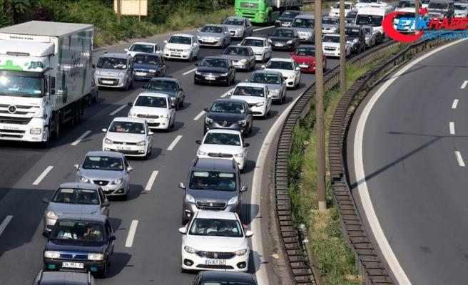 2017 yılında 304 milyar 207 milyon kilometre yol katedildi
