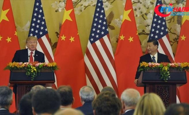 ABD Başkanı Trump: Çin'le ticaret anlaşması tarihi bir iş olur