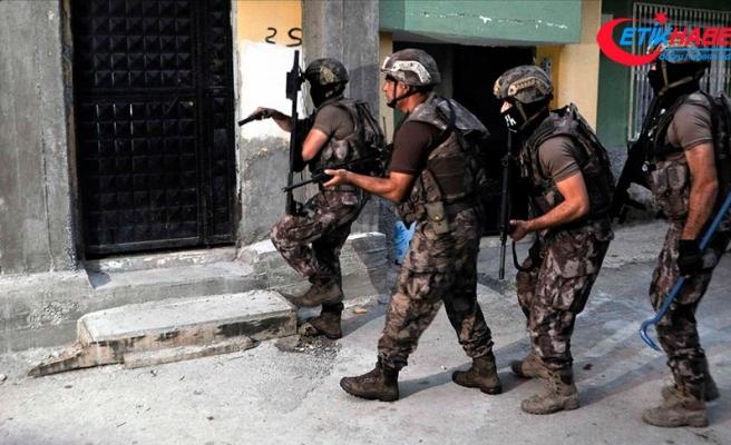 Adana merkezli 4 ilde PKK'nın gençlik yapılanmasına operasyon