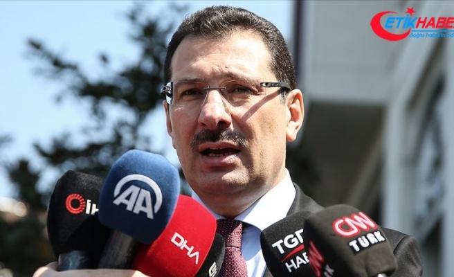 AK Parti Genel Başkan Yardımcısı Yavuz: Mağdur edilenin Binali Bey olduğunu düşünüyoruz