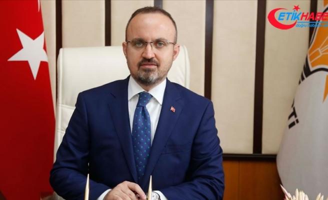 AK Parti Grup Başkanvekili Turan: Askerlikle ilgili kanun teklifinin geri çekilmesi söz konusu değil