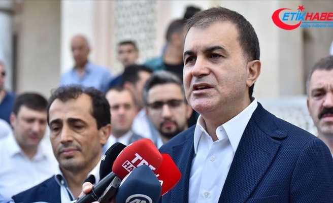 AK Parti Sözcüsü Çelik: Kıbrıs Türklerinin haklarının gasbedilmesine müsaade etmeyeceğiz