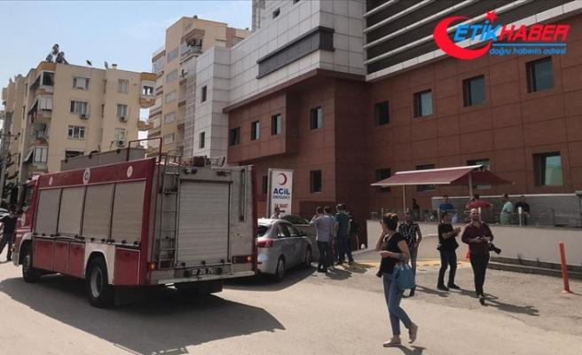 Antalya'da hastanede patlama: 1 ölü