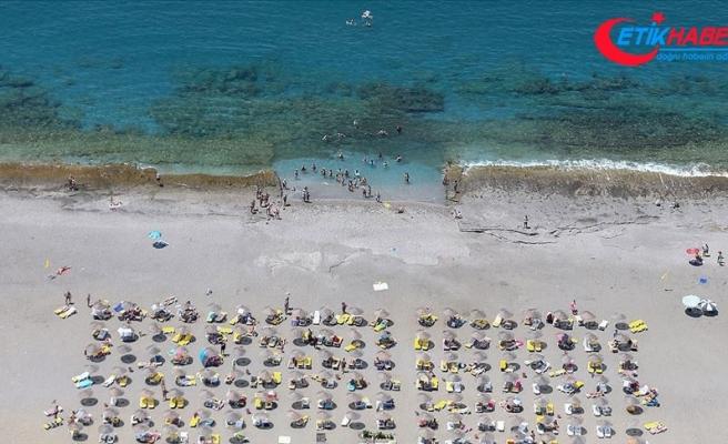 Antalya'ya gelen Letonyalı turist sayısında yüzde 50 artış