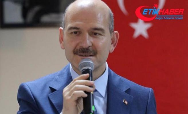 Bakan Soylu'dan, Jandarma'nın kuruluş yıl dönümü mesajı