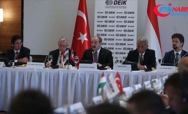 Bakan Varank: Kotaların kaldırılması konusunu tekrar gündeme getirmeyi planlıyoruz