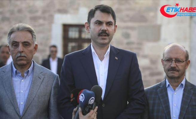 Bakanı Kurum: Bayramdan sonra eylem planımızı açıklayacağız