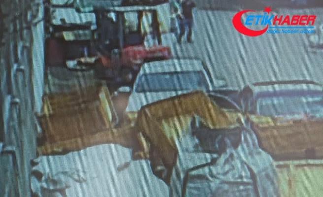 Başakşehir'de otomobilden  60 bin lirayı böyle çaldılar