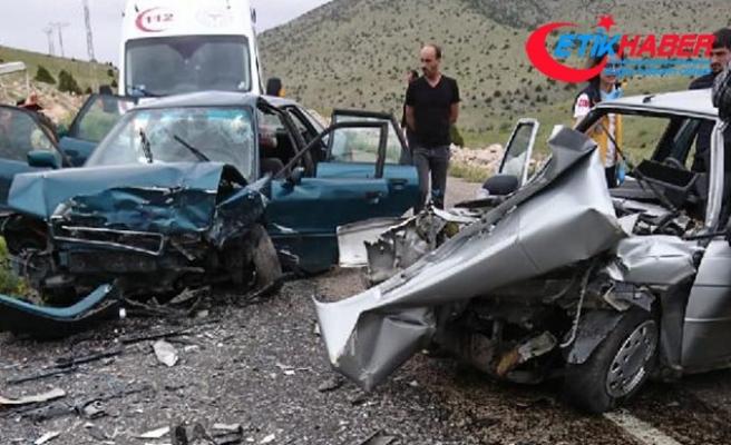 Bayram tatilinin ilk gününde kaza bilançosu: 12 ölü, 83 yaralı