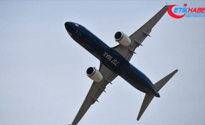 Boeing 737 Max'lerde yeni hata tespit edildi