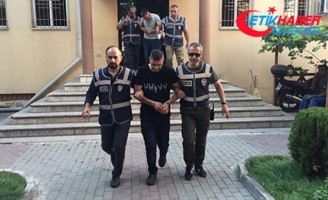 Cezaevi firarisi: Kaderde Bursa manzarasında uyurken yakalanmak da varmış