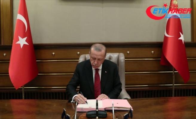 Cumhurbaşkanı Askerlik Kanunu'nu imzaladı