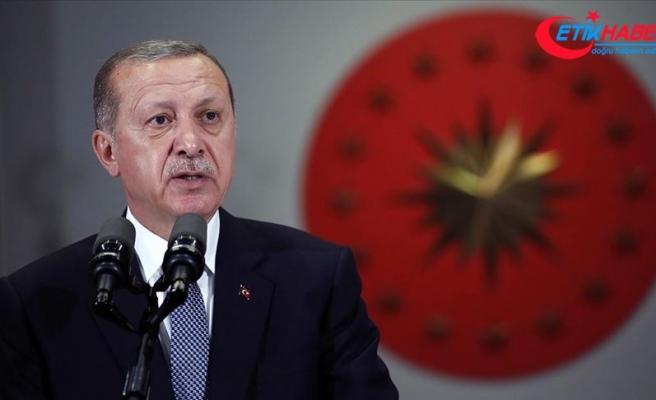 Cumhurbaşkanı Erdoğan'dan TFF Başkanlığına seçilen Özdemir'e kutlama