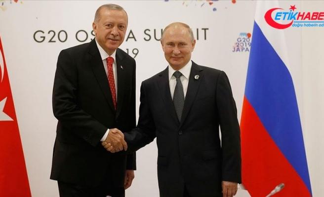 Cumhurbaşkanı Erdoğan: S-400 mutabakatımızda herhangi bir aksama söz konusu değil