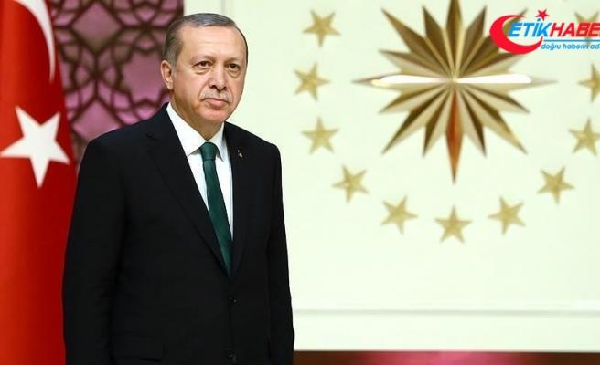 Cumhurbaşkanı Erdoğan: Türk Kızılay dünyanın saygın kuruluşları arasındaki yerini almıştır