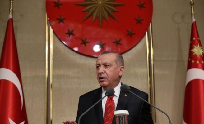 Cumhurbaşkanı Erdoğan'dan '15 Temmuz' genelgesi