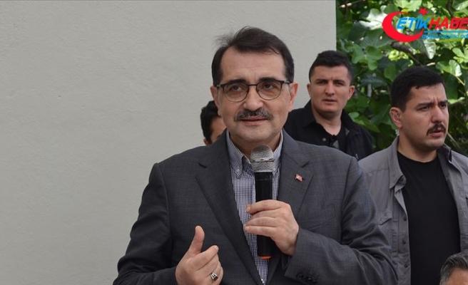 Enerji ve Tabii Kaynaklar Bakanı Dönmez: Petrol ve doğalgaz aramamızı artırdık