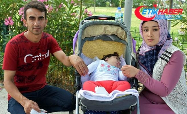 Engelli doğan Elif Su'nun doğumunda doktor hatası iddiası