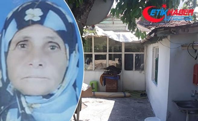 Erzincan'da gelin, kayınvalidesini öldürdü