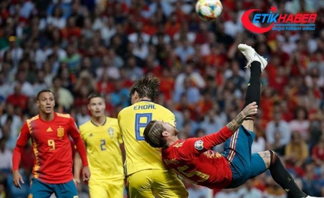EURO 2020 Elemeleri'nin 4. haftası 12 maçla başladı