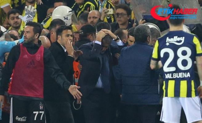 Fenerbahçe-Beşiktaş derbisindeki olayların sanıkları hakim karşısında
