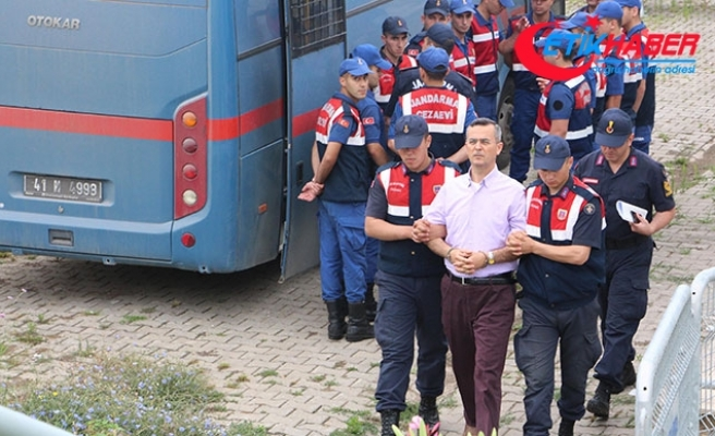 FETÖ'nün Cengiz Topel Hava Üssü davasında sona gelindi