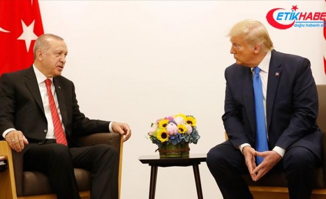 G20'de Türkiye ile ABD arasında S400 ve F35 gündemi