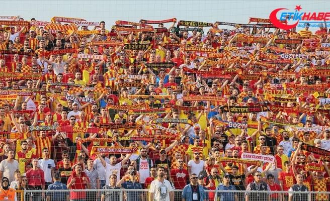 Göztepe'de bir futbolcunun Kovid-19 testi pozitif çıktı
