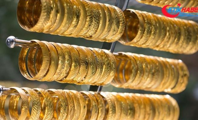 Gram altın 255 lira seviyelerinde