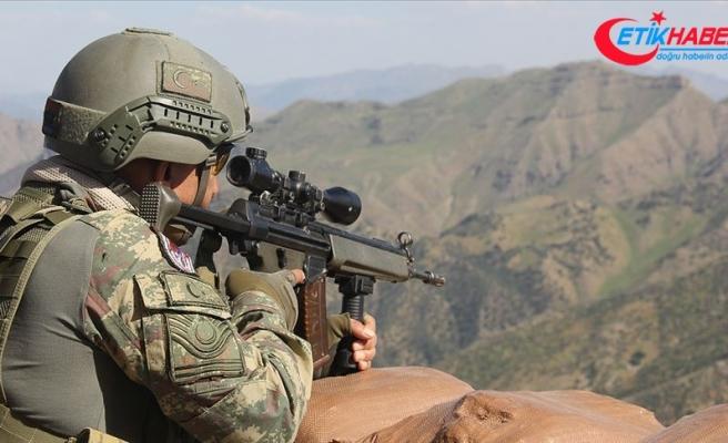 Barış Pınarı Harekatı'ndan kahreden haber: 2 şehit, 3 yaralı