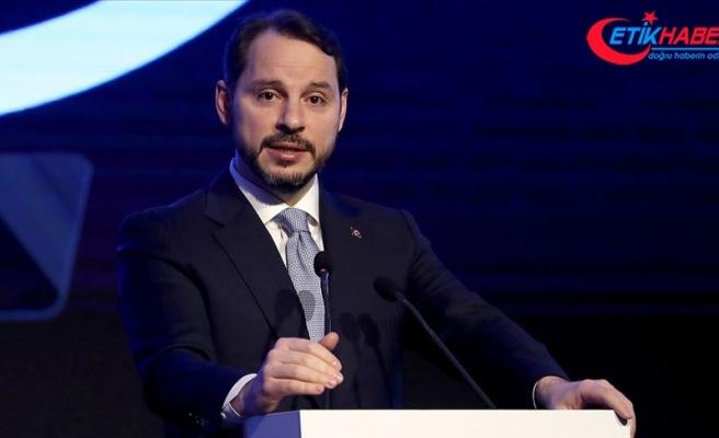 Hazine ve Maliye Bakanı Albayrak: Haziranda yıllık cari fazla vereceğiz ve yeni bir dönem başlayacak