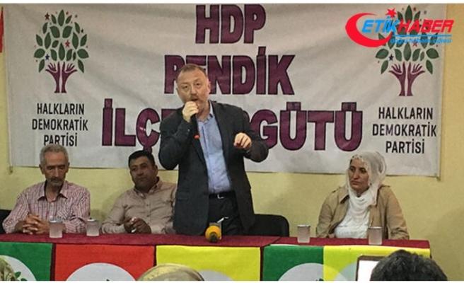 """HDP Eş Genel Başkanı Sezai Temelli: """"Oylarımızı İmamoğlu'na vereceğiz''"""