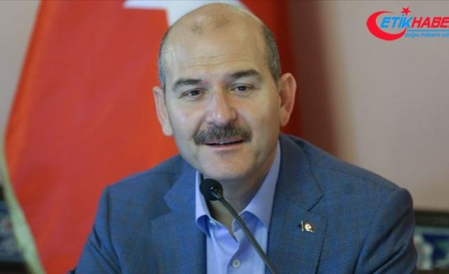 İçişleri Bakanı Soylu: Bayramda 185 bin trafik görevlimiz yollarda