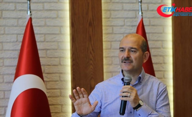 İçişleri Bakanı Süleyman Soylu: Yılbaşından bugüne 111 terörist saldırısını engelledik
