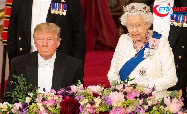İngiltere Kraliçesi II. Elizabeth: Yıllarca devam edeceğine inandığım bir ittifakı kutluyoruz