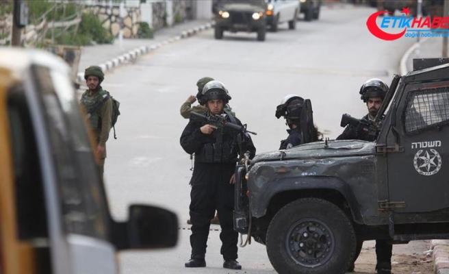 İsrail polisi Kudüs'te 19 Filistinliyi gözaltına aldı